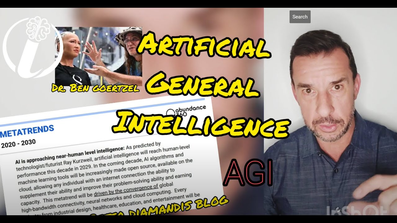 Artificial General Intelligence - Human Level Intelligence in AI