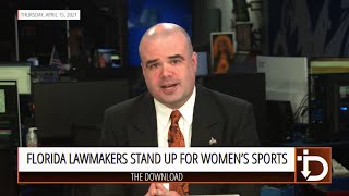 Florida Lawmakers Stand Up For Women's Sports — The Download