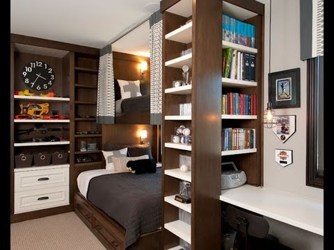 Storage Furniture Small Spaces