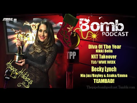 The PipeBomb Podcast #56: WWE Slammy...