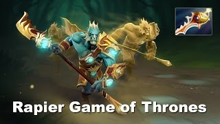 Not Today Archon - Game of Thrones Rapier Throws Dota 2