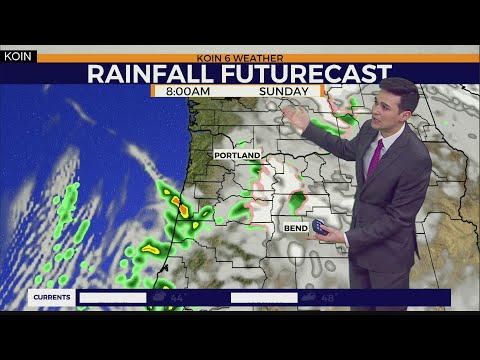 Weather Forecast: More Mountain Snow And Temperature Near Freezing For Some Oregon Communities