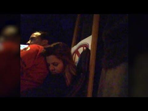 Khloe Kardashian Behaving Intimate With French Montana | Splash News TV | Splash News TV