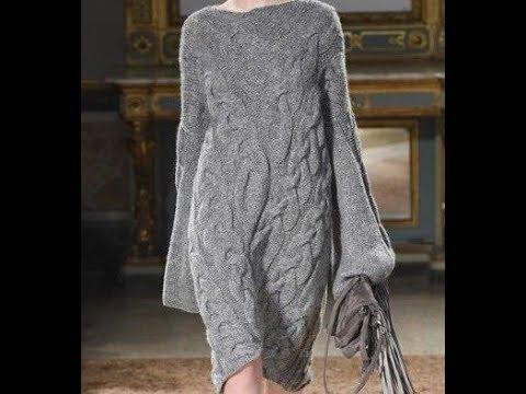 Стильные модные вязаные и трикотажные свитера с косами, крупной вязки для женщин,. Доставка по украине!. Заказывайте ☎ (098) 656-14-81.