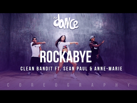 Thumbnail: Rockabye - Clean Bandit ft. Sean Paul & Anne-Marie - Choreography - FitDance Life