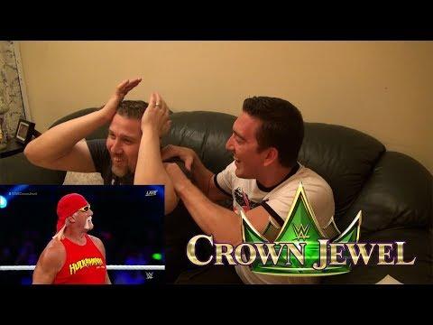 Crown Jewel Reaction! Part 1