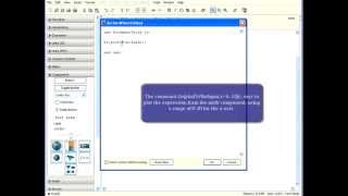 Training: Using Embedded Components in Maple