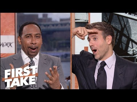 Stephen A. and Max debate if Tiger Woods is ly back  First Take  ESPN