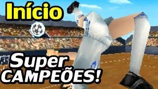 Captain Tsubasa - New Kick Off (Super Campeões - DS) - O Início