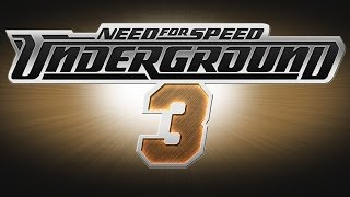 NFS Underground 3 (ПЕРВОАПРЕЛЬСКАЯ ШУТКА, вашу мать)