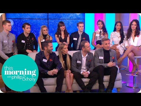 The 'Dancing on Ice' Professionals are Revealed! | This Morning