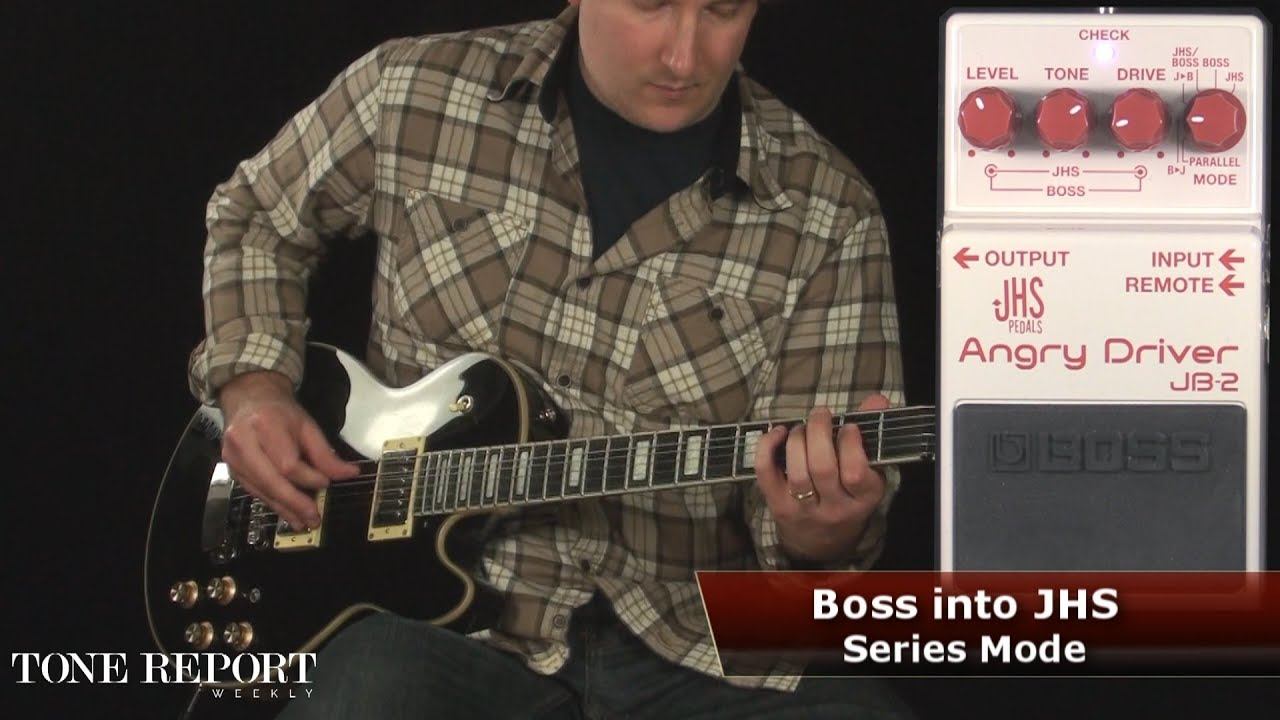 Review: Boss JB-2 Angry Driver Pedal | Guitarworld