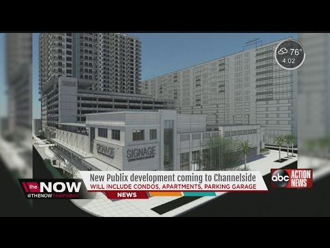 Publix to open new store in downtown Tampa's Channelside district