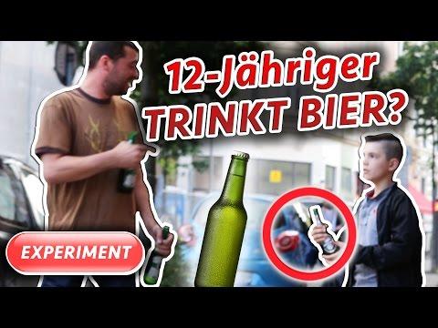 Würdest DU einem Kind die Bierflasche öffnen? (EXPERIMENT)
