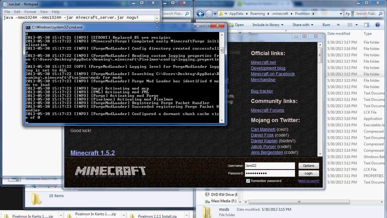 2 Server And Minecraft Addresses Minecraft 5 1 Name