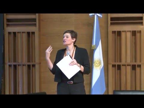 Conferencia completa de Mariana Mazzucato