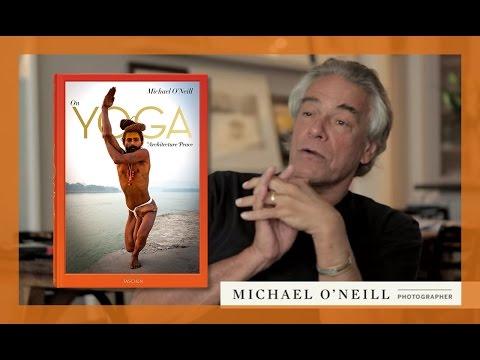 Photographer Michael O'Neill on Yoga