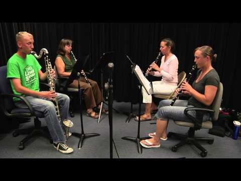 Clarinet Quartet -