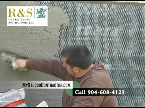 Your Stucco Experts in Jacksonville & North Florida - R&S Exteriors