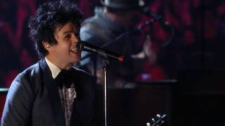"""Download Green Day Perform """"American Idiot"""" at the 2015 Rock & Roll Hall of Fame Induction Ceremony"""