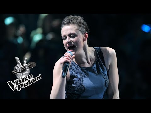 "The Voice of Poland - Natalia Sikora - ""Cry Baby"""