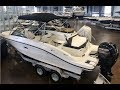 2019 Sea Ray SPX 210 Outboard Boat For Sale at MarineMax Clearwater