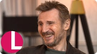 Exclusive: Could Liam Neeson Be About to Quit Action Movies? | Lorraine