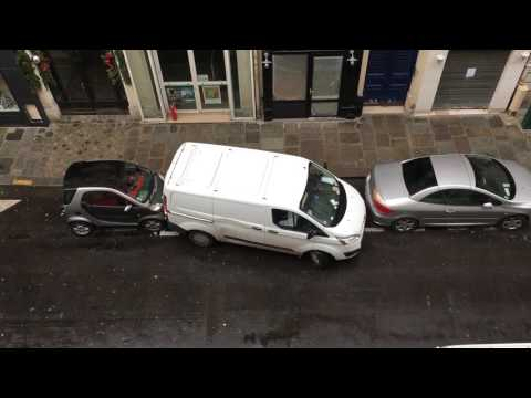 The French - Reverse Parking