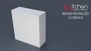 [Premier]  Florence - Assembly Video for 600mm - 900mm with 960mm high 2 Door Wall unit