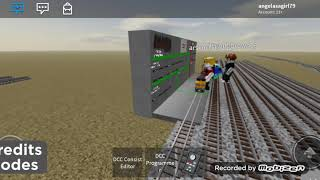 HUGE FIGHT OVER SPAWNER AT SPARKS YARD! - SST Ro-Scale Nevada and Arizona Remastered - ROBLOX