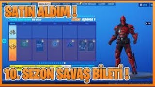 SAISON 10 !!!! NOUVEAU BATLLE PASS ALDIM (fortnite english)