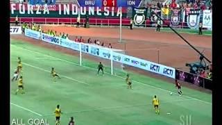 Pra Piala Asia U-23 Brunei Darussalam 0 - 2 Indonesia [ALL GOAL & HighLights 3/29/15]