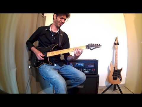 """""""Blue""""Jason Becker (Guitar Cover) HD"""