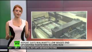 What low prices? Walmart costs taxpayers millions in federal aid
