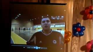 """Caramba Team - Великие Луки на """"Ученике года 2012"""""""