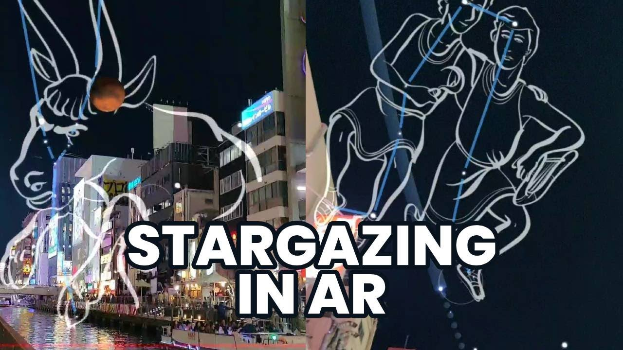 SkyView Free - Augmented Reality Stargazing App for Android/iOS