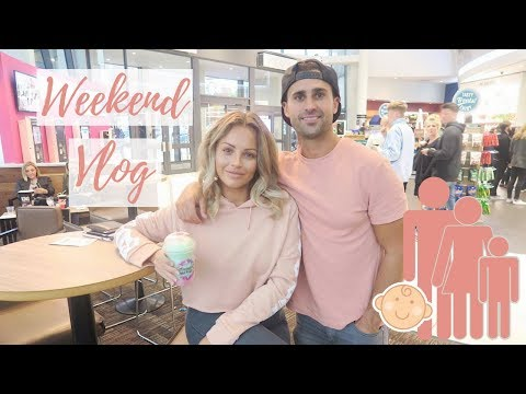 WEEKEND AT HOME VLOG | Lucy Jessica Carter