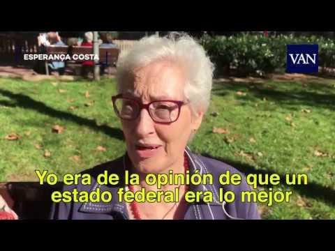 Así piensan nuestros mayores sobre la independencia de Catalunya