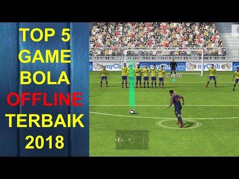 5 GAME SEPAKBOLA OFFLINE TERBAIK 2018
