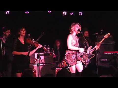 "Samantha Fish - ""Whole Show"" - The Turf Club, St. Paul, MN  - 01/27/18"
