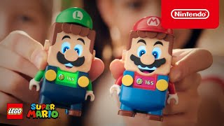 LEGO Super Mario | Team Up for 2-player Adventures