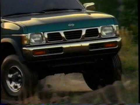 1995 Nissan Pickup Truck TV Commercial