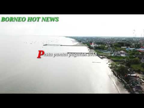 Free Download Pesta Pantai Pagatan - Batulicin -kalimantan Selatan 2018(video Drone) Mp3 dan Mp4