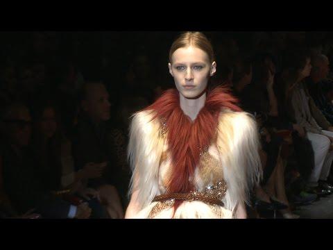 Gucci Spring/Summer 2015 - Milan Fashion Week | VF NEWS