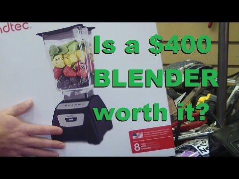 BOLTR: Blendtec it blends, but will it chooch?