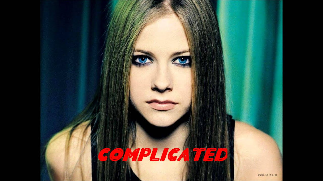 Avril Lavigne- Complicated Instrumental - YouTube Avril Lavigne Complicated