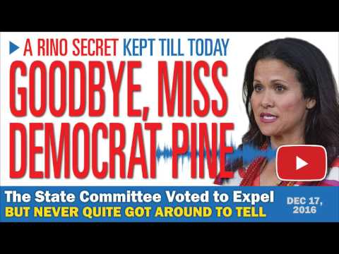 SECRET VOTE:  Kym Pine Kicked Out of the Hawaii Republican Party