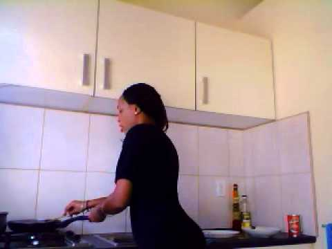 11 Traditional cooking with Tamara....