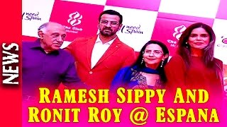 Latest Bollywood News - Ronit Roy Attends A Spanish Fiesta - Bollywood Gossip 2016