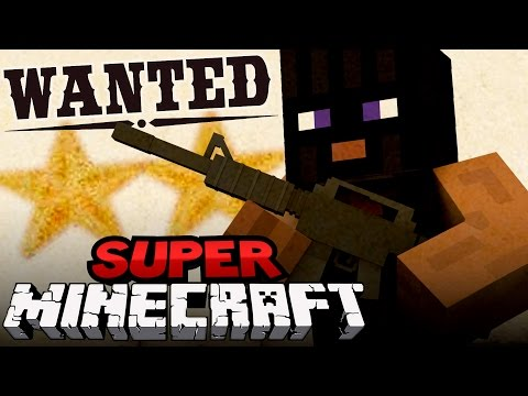 Smooth Criminal | Super Minecraft Heroes [Ep.124]